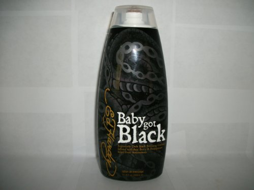 Baby Got Black Dark Black Bronzer Super Fruit Antioxidants 10oz