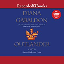 Outlander Audiobook by Diana Gabaldon Narrated by Davina Porter