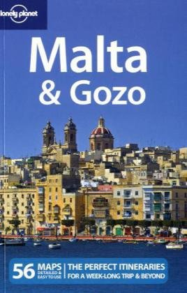 Lonely Planet Malta & Gozo (Country Travel Guide)