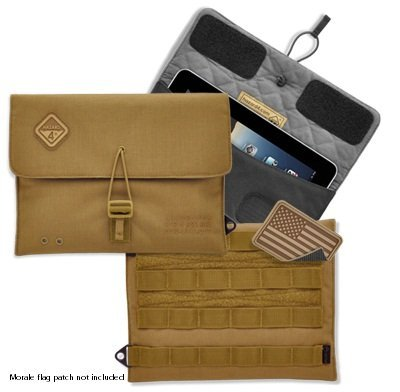 LaunchPad - Mil-spec iPad(1&2) Sleeve - Coyote