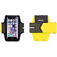 Cable Hunter™100% Sweatproof Premium Quality (Remax) Ultra Thin Sports Arm Band Case For IPhone IPhone 6, IPhone...