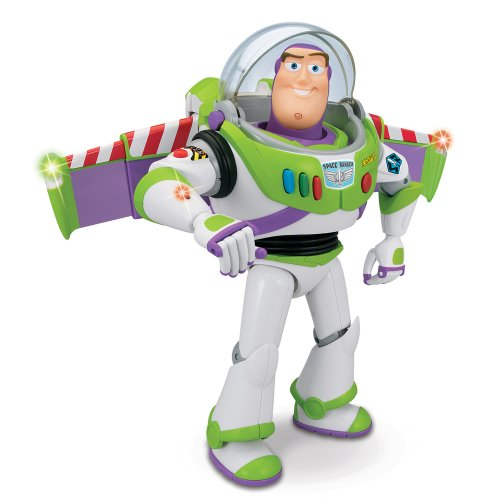 "Toy Story  12"" Talking Buzz Lightyear"