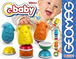 Geomag GBaby Roly Poly Set - 10 pcs