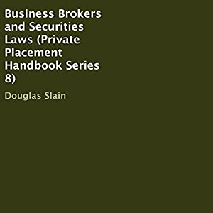 Business Brokers and Securities Laws Audiobook