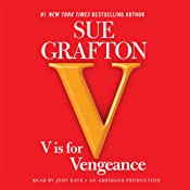 V Is for Vengeance: A Kinsey Millhone Mystery | [Sue Grafton]