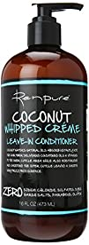 Renpure Coconut Whipped Creme Leave-In Conditioner 16 Ounce