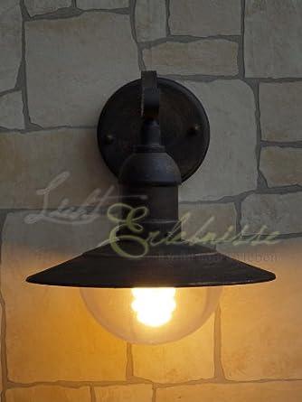 Rabalux 8271 lampada per esterni da parete in alluminio - Guida da parete ...