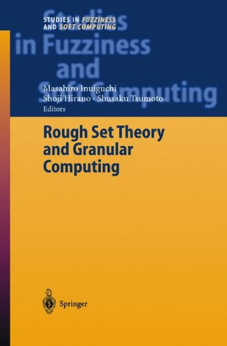 Rough Set Theory and Granular Computing