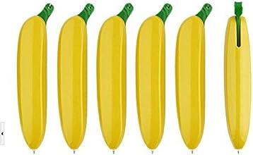 Banana Pens Office Art Pen Cute Little Gel Pens for Children Gift Artists-pens