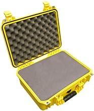 Peli 1450 Case with Foam - Yellow