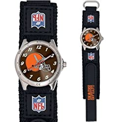 NFL Kids' FF-CLE Future Star Series Cleveland Browns Black Watch
