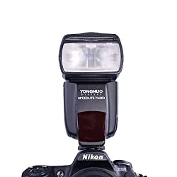 IMAGE Electronic Flash Flashgun Speedlite Speed light for Canon Nikon Pentax Olympus DSLR Camera (YN560)