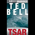 Tsar: An Alex Hawke Thriller (       UNABRIDGED) by Ted Bell Narrated by John Shea