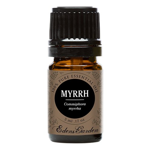Myrrh 100% Pure Therapeutic Grade Essential Oil by Edens Garden- 5 ml