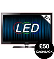 Samsung 37'' UE-37C5100 Full HD Slim LED LCD TV with Freeview?