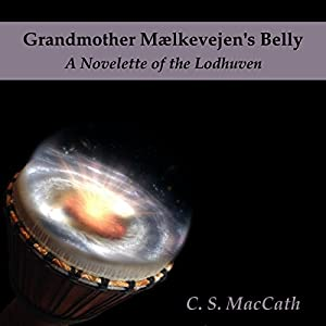 Grandmother Mælkevejen's Belly Audiobook