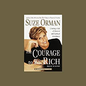 The Courage to Be Rich Audiobook