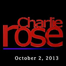 Charlie Rose: Benjamin Netanyahu and Tom Clancy, October 2, 2013  by Charlie Rose Narrated by Charlie Rose
