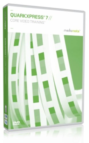 QuarkXPress 7 Core Video Training (DVD-ROM) (PC/Mac)