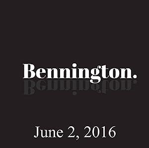 Bennington, Eddie Trunk, Duncan Trussell, June 2, 2016 Radio/TV Program