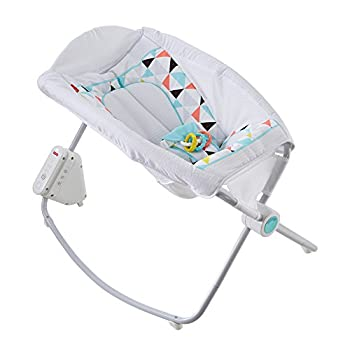 Fisher-Price Auto Rock 'n Play Sleeper, Geometric