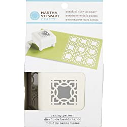 Martha Stewart Crafts All Over The Page Punch, Caning