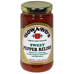 Howard's Howard Sweet Pepper Relish 11 oz - 4 Unit Pack at Sears.com