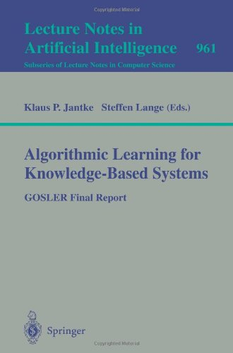 Algorithmic Learning for Knowledge-Based Systems: GOSLER Final Report