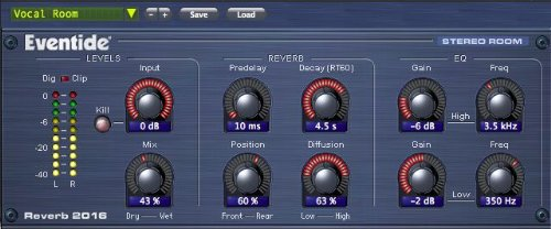 EVENTIDE 2016 PLUG-IN Computer music Plug-ins and effects