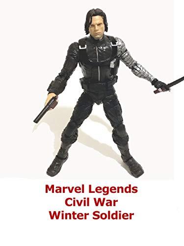 Clip: Marvel Legends Civil War Winter Soldier