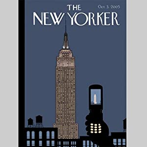 The New Yorker (Oct. 3, 2005) | [Hendrik Hertzberg, Eric Konigsberg, David Remnick, Larry Doyle, Alex Ross]