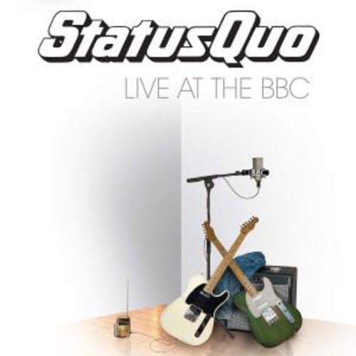 CD : Status Quo - Live at the BBC (United Kingdom - Import, 2 Disc)