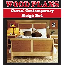 Sleigh Bed Plan