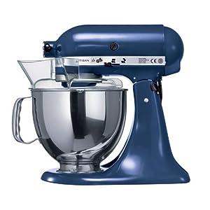 kitchenaid artisan mixer blue willow gift kitchen