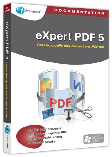 eXPert PDF 5 Pro x 3 CD-ROM System Builder Pack (PC)