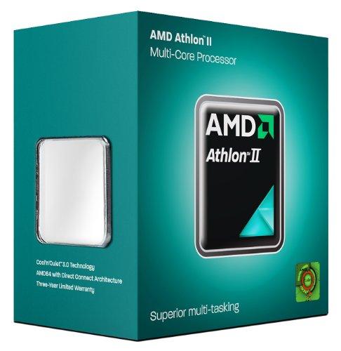 AMD Athlon II 2 235E Energy Efficient Regor 2.7 GHz 21MB 45W Triple-Core Processor AD235EHDGQBO