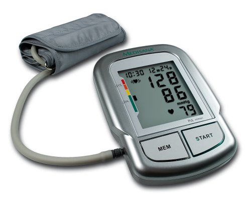 Medisana Upper Arm Blood Pressure Monitor with Voice Function (MTC)