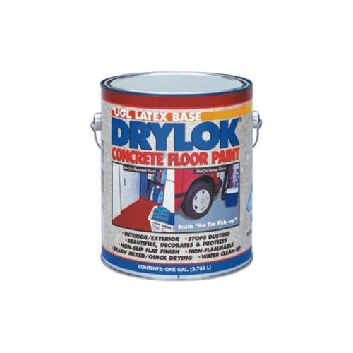 Amazon Com Ugl 1g Drylok Latex Concrete Floor Paint Dover