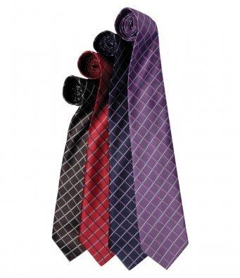 Line Check Tie