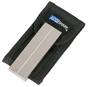 Accusharp 027C 3-Inch Diamond Sharpening Stone with Pouch at Sears.com