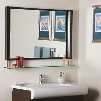 Decor Wonderland New Amsterdam Framed Wall Mirror