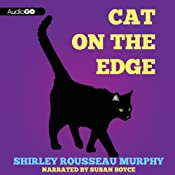 Cat on the Edge: A Joe Grey Mystery, Book 1 | [Shirley Rousseau Murphy]