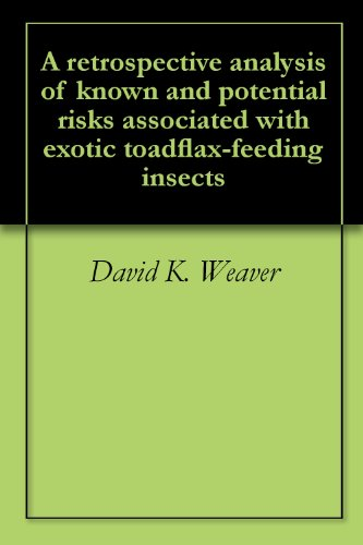 A retrospective analysis of known and potential risks associated with exotic toadflax-feeding insects
