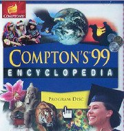 New Learning Company Compton's Encyclopedia '99 78000+ Dictionary Entries 8600+ Images