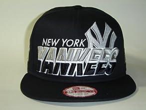New Era New York Yankees Horizon Navy 2 Tone Snapback Cap 9fifty NewEra