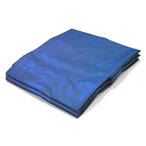 Weather Gard Blue Tarp Cover Patio Canopy Shade 6X6