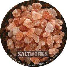 Himalayan Pink - Gourmet Salt - 5 lbs. (Extra Coarse), Minerals Salts