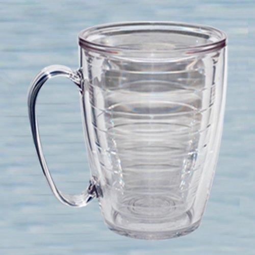 Tervis NEW 15 oz. Clear Mug
