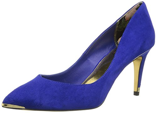 Ted Baker Women's Moniirra Dress Pump,Blue,8 M US