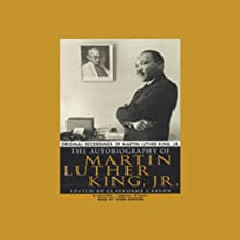 The Autobiography of Martin Luther King, Jr. (       UNABRIDGED) by (edited by Clayborne Carson) Narrated by Levar Burton
